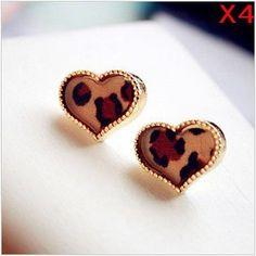 Love Heart Earings