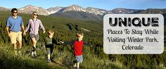 Unique Places To Stay While Visiting Winter Park, Colorado