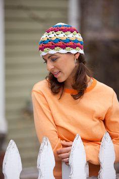 Breezy Hat - Crochet Me