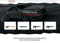 Tvorba web stránky pre Vstrekovac.sk Nasa, Electronics, Cards, Maps, Playing Cards, Consumer Electronics