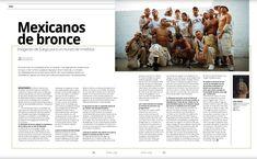 Cine: Mexicanos de Bronce #MinimalDesign #Minimal #RevistaMarvin #Marvin #ArtDirection #Magazine #EditorialDesign #Editorial #GraphicDesign #mexicanosdebronce #cinema
