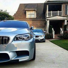 BMW F10 M5 F82 M4 silver