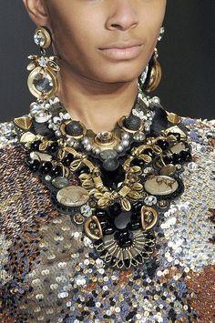 hermans Fashion Chic glamour Accessori Moda Anelli collane orecchini Luxury