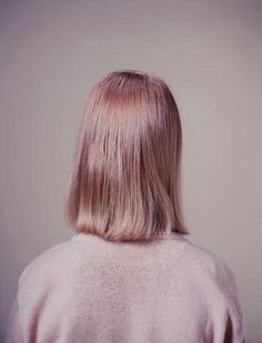 Girl In A Pink Cardigan (1977), Marjaana Kella  From the series 'Reversed'