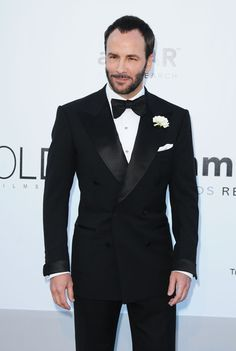 Tom Ford - The best example of how to wear a tux