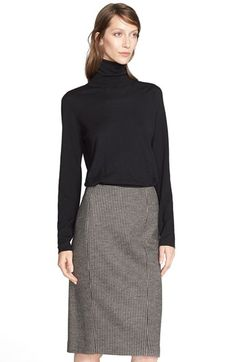 Max Mara 'Ricco' Turtleneck Wool Sweater available at #Nordstrom