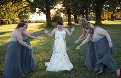 Bride-To-Be Stages Creative Photo Shoot After Fiancé Leaves Her | SF Globe