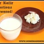 "At its core, kefir is a fermented drinkable yogurt-type beverage made from starter ""grains,"" in a way similar to kombucha. However, it is not just a delici"