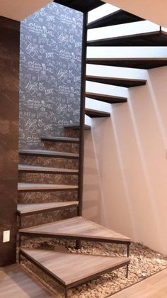 25 Best Staircase Design Ideas That Adds To Unique Of Your Home Stairs Design Modern adds design home HomeDecor Ideas staircase Unique Spiral Stairs Design, Small Staircase, Loft Staircase, Home Stairs Design, Interior Stairs, House Stairs, Spiral Staircase, Stair Design, Staircase Remodel