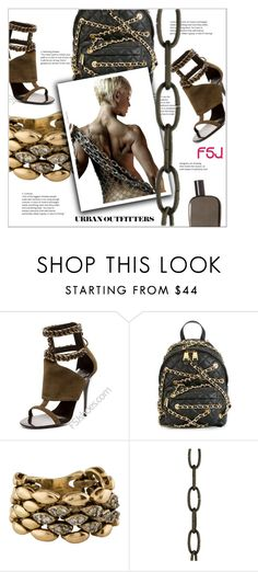 """""""fsjshoes 7"""" by meyli-meyli ❤ liked on Polyvore featuring Moschino, Progress Lighting, Urban Outfitters, Comme des Garçons and fsjshoes"""
