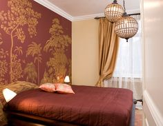 bedroom in a residential project in Bucharestproject realised with La Maison