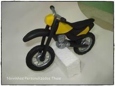 Moto em Biscuit