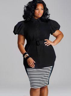 ... on Pinterest | Plus Size Looks, Plus Size Fashion and Plus Size Women