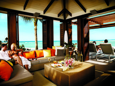 Cabanas at the Cain at the Cove. #luxury Atlantis - Bahamas