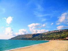 """Nicotera, spiagge meravigliose e mare cristallino nella """"Costa degli dei""""  [Fotografie di Elisabetta Di Capua]"""