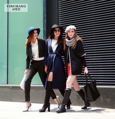 #yinishang #womens #street #style #Custom #business #2015 #girls #outfits