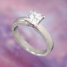 Ring Harrison Diamond Engagement Ring