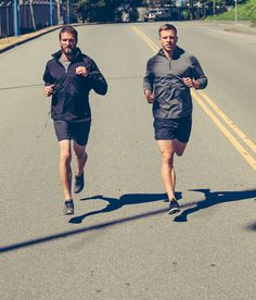 Good people bring out the good in people. Find a running partner, trust us - it's twice the fun.