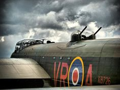 Bomber flies again: WW2 Lancaster named after Daily Mirror pin-up will take to skies for hero brother
