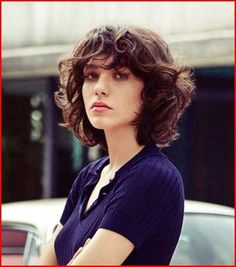 having the great short haircut for naturally wild hair can be compelling. Here w… having the great short haircut for naturally wild hair can be compelling. Here we now have gathered 25 Chic Curly Short Hairstyles that exist inspired to… Continue Reading → Short Curly Haircuts, Curly Hair Cuts, Curly Bob Hairstyles, Hairstyles With Bangs, Pretty Hairstyles, Short Hair Cuts, Curly Hair Styles, Curly Short, Curly Bangs