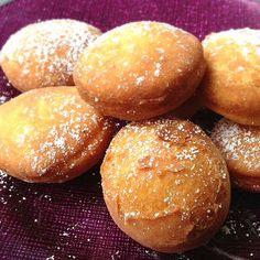 Flathead sweet fry bread (Native American sweet fried bread)