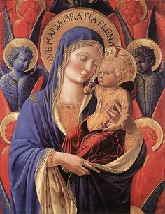 Madonna and Child by Benozzo Gozzoli.  https://www.artexperiencenyc.com/social_login/?utm_source=pinterest_medium=pins_content=pinterest_pins_campaign=pinterest_initial