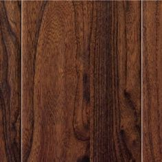 Home Legend Hand Scraped Elm Walnut 3/8 in. Thick x 3-1/2 in. Wide x 35-1/2 in. Length Click Lock Hardwood Flooring (20.71 sq.ft/cs)-HL76H a...