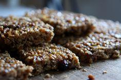 Yulaflı Kuruyemişli Barlar (Oat and cranberry bars)  nasıl yapılır? - Bir başka Mutfak Sırları Yemek Blogları sitesi