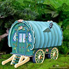 Image result for fairy caravan