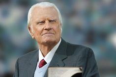 "Pro-Life Evangelist Billy Graham Passes Away, Said ""My Heart Aches for America"" Because of Abortion Respected pro-life evangelist Billy Graham passed away today at his home in North Carolina. His devotion to Christianity and biblical values earned him praise a"