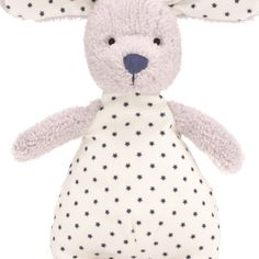 This bedtime puppy soft toy is perfect for your newborn to play with anytime of the day.