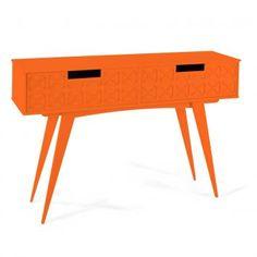 Compre Aparador Cesar laranja e pague em até 12x sem juros. Na Mobly a sua compra é rápida e segura. Confira!