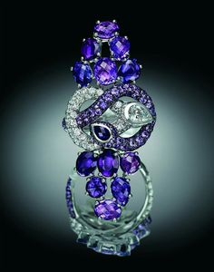 Serpent ring by Palmiero <<< this is soo pretty, I want it