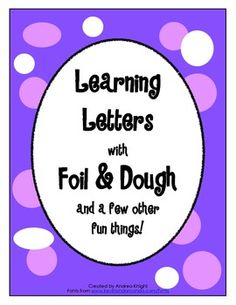 This fun set of activities is great for young children who are learning their letters for the first time as well as for older children who are confusing and reversing many letters.  FREE DOWNLOAD