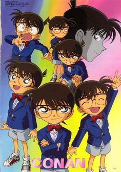 Detective Conan from case closed