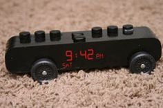 Creative Pinewood Derby Car Ideas You Wish You Had Thought of Yourself Girl Scout Swap, Girl Scout Leader, Rain Gutter Regatta, Bens Car, Turbo Car, Pinewood Derby Cars, Wooden Car, Girl Scout Crafts, Brownie Girl Scouts
