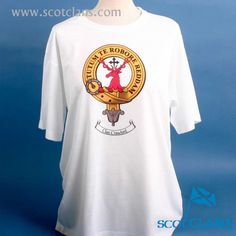 Crawford Clan Crest T-Shirt
