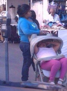 """""""Awww...how old is your baby?"""" """"900 weeks."""""""