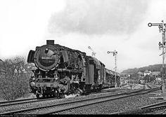 RailPictures.Net Photo: 044 389 Deutsche Bundesbahn Steam 2-10-0 at Neuekrug, Germany by J Neu, Berlin