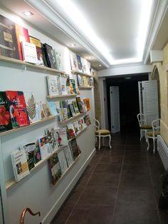 Le coin des livres Coin, Architecture Design, Livres, Architecture Layout, Architecture