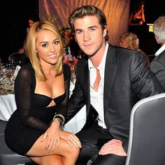 "Miley Cyrus is looking back at 2013, when she and Liam Hemsworth broke off their engagement before getting back together In 2016: ""People that break up and get back together, I think that's awesome because you know it's true, but also you get time to be yourself. You get time to grow up."" Link in bio for the full story. (📷: REX/Shutterstock; Instagram; @gettyentertainment)"