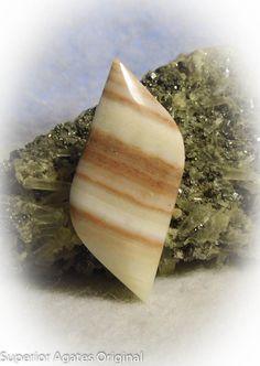 Onyx Free Form Hand Cut Stone Rock Cab Cabochon by superioragates, $12.00