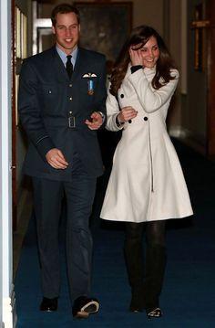 Kate Middleton Wool Coat - Kate Middleton Clothes - StyleBistro
