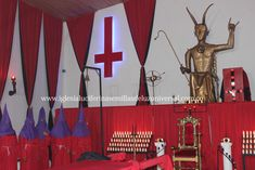 Look: 'Real' Satanic Church In Colombia Gave Creeps To The ...