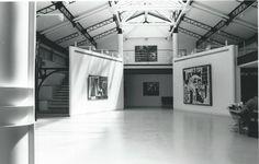 Exposition  Carlos Cabeza at Mostini Gallerie Paris 1992