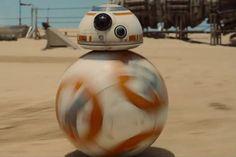 robot new star wars trailer - Google Search