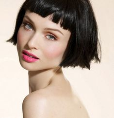 Hairstyles for Bob Haircuts | http://www.short-haircut.com/hairstyles-for-bob-haircuts.html