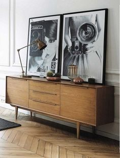 Inspired Homes, Credenza, Small Spaces, Sweet Home, Dining Room, Cabinet, Storage, Inspiration, Furniture