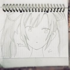 This time Yukinoshita Yukino from Oregairu. I think I need a larger paper -_- #anime #animesketch #animegirl #animedraw #animeart #paperdrawing #oregairu #yukinon #yukinoshitayukino #yukino
