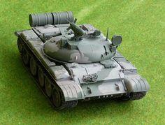Soviet IT-1 Missile Tank